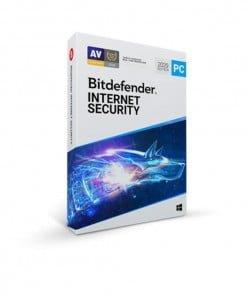 Bitdefender INTERNET SECURITY 2020 Nowa Licencja