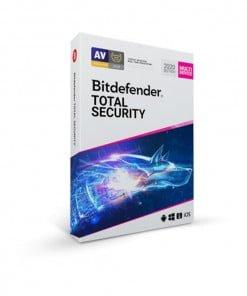 Bitdefender TOTAL SECURITY 2020 Nowa Licencja
