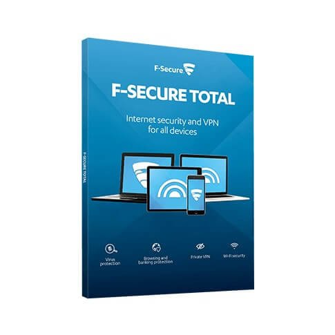 F Secure Total Antywirus