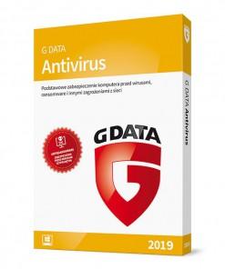 G Data AntiVirus Licencja Nowa iKontynuacja