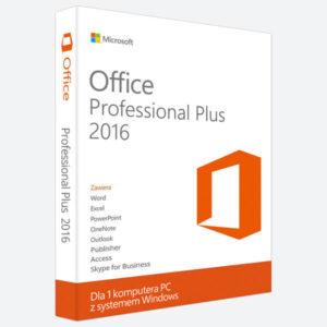 Instalacja programu biurowego Microsoft Office