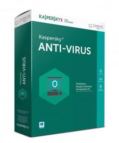 Kaspersky Anti-Virus licencja nowa kontynuacja