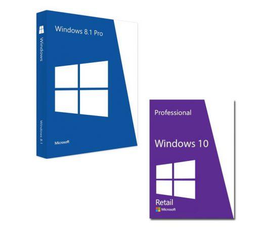 Upgrade systemu z Microsoft Windows 8 do Windows 10