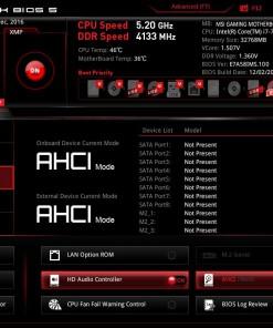 aktualizacja, konfiguracja biosu w komputerze lub laptopie