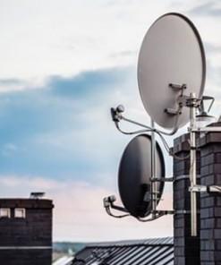 ustawianie montaż anten na dachu siedlce